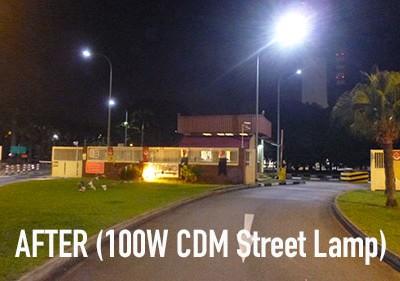 CDM Street Lamps