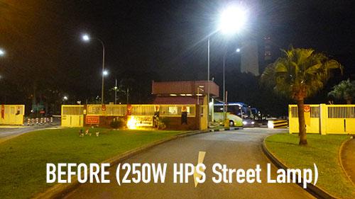 Before-using-250W-HPS-Streetlamp