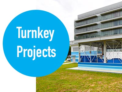 turnkey project business